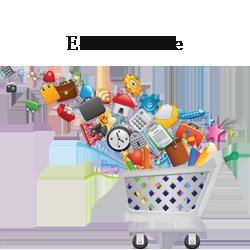 Saiha IT outsourcing company: E-COMMERCE WEBSITE: